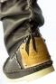 Высокие коричневые сапоги-мокасины Лилу с шнурком BRUNO - 8